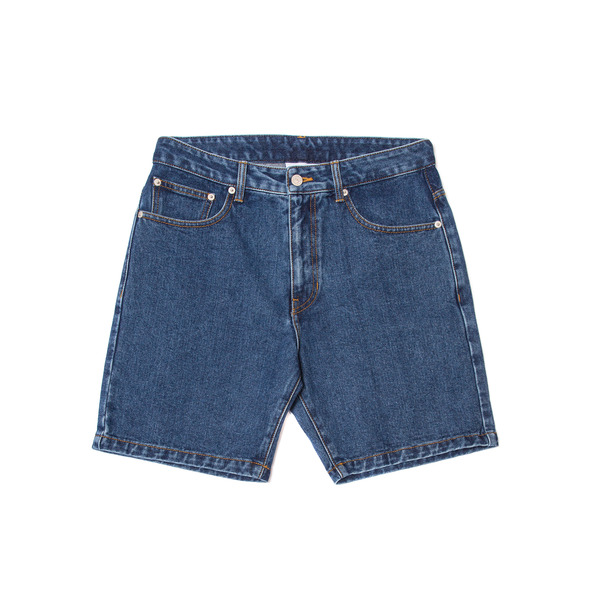 DENIM SHORTS (D.DENIM)