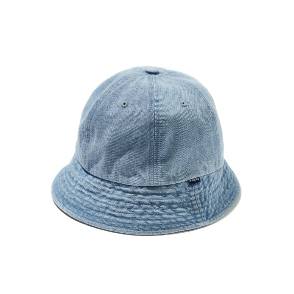 DENIM BUCKET HAT (DENIM)
